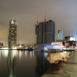 Rijnhaven, Rotterdam.
