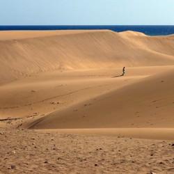 Duinen bij Maspalomas, Gran Canaria