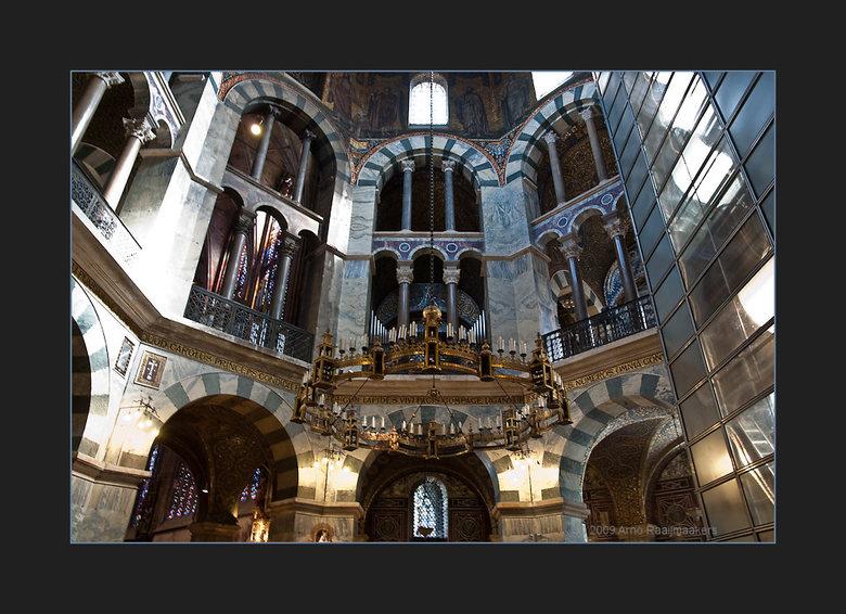 """Aken Dom4 - Aken, de Dom.<br /> Prachtige kerk!<br /> <br /> Links iets overbelicht maar ik plaats deze toch voor het overzicht... <img  src=""""/imag"""