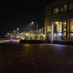 nachtfoto Boulevard Vlissingen