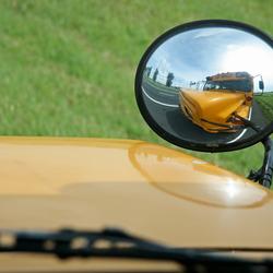Schoolbus Mirror