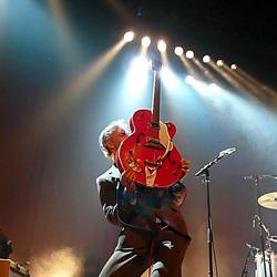 Triggerfinger on stage
