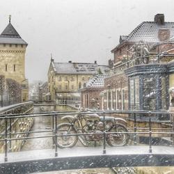 Valkenburg snowed under