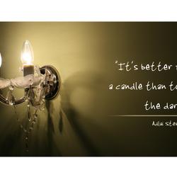 Sayings: Light
