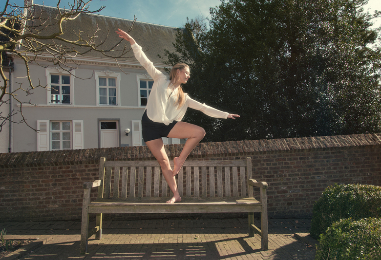 Spring is comming - Rani Bellekens Dance shoot