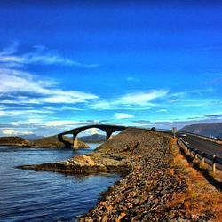 Atlantische weg, Noorwegen