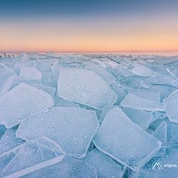 Frozen at Sundown...