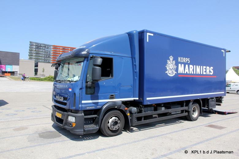 Defensie  (5) - Opbouw tbv de Landelijke Veiligheidsdag in Almere