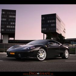 Ferrari CS`