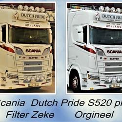 collage Truckwereld groep 10 jaar actief  nr7   Dutch Pride  Holland  20nov 2020