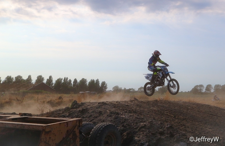 Motorcross waarland - Amateur motorcross lessen<br /> Omgeving Waarland <br /> Fotograaf jeffreyw