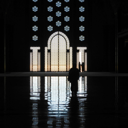 Hassan II moskee Casablanca