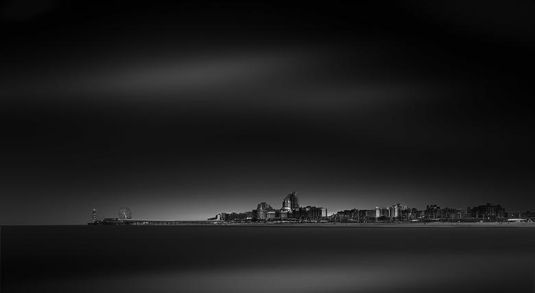 View.. - Skyline van Scheveningen..
