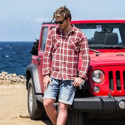Tim Douwsma Jeep Curaçao