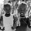Himba's in Namibië