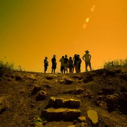 de Golan hoogte
