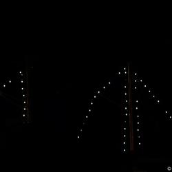 just lights