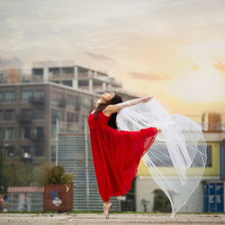Ballerina Momoka