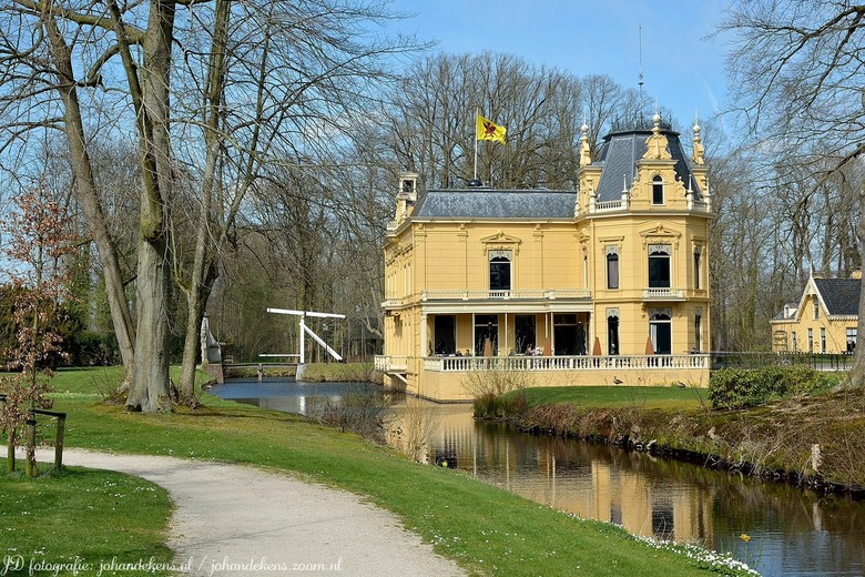 Borg Nienoord in Leek. - Centraal gelegen op Landgoed Nienoord, bevindt zich de borg Nienoord. Deze statige borg is één van de mooiste Groninger borge