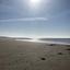 Strandslag Duinoord - voorjaarszon