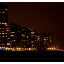 Vlissingen by night