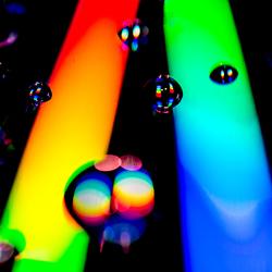 fantasie met kleuren
