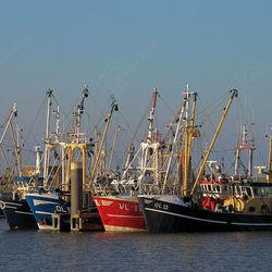 Visserijhaven Lauwersoog