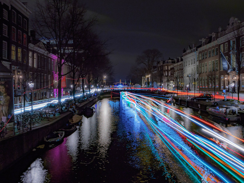 Herengracht by night