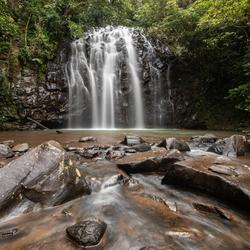 Ellinjaa Falls, Australië