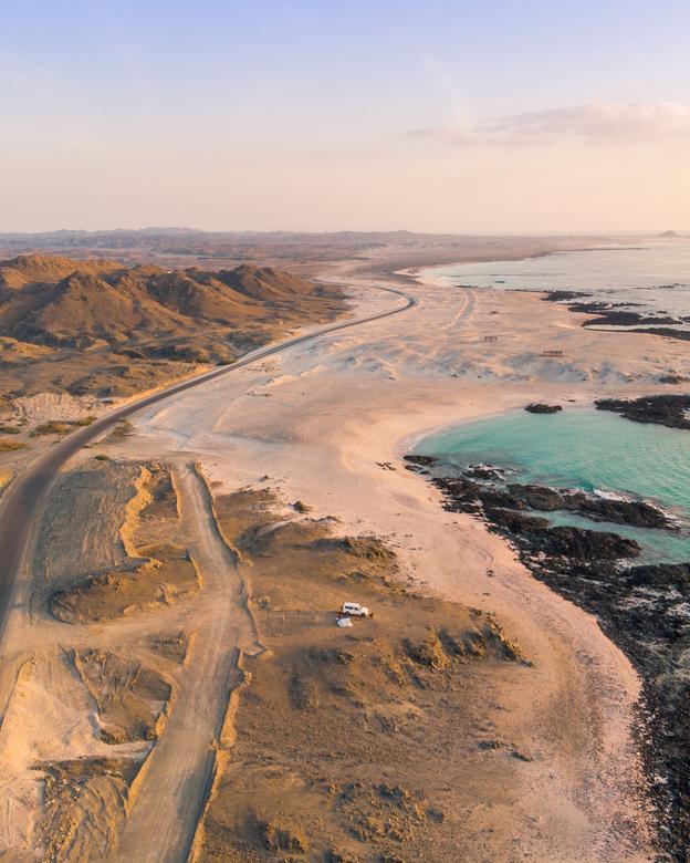 Masirah Island, Oman -