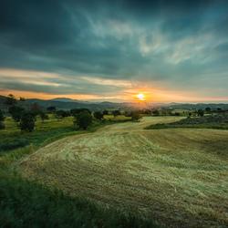 Landschap Cyprus