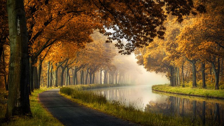 """Een rustige ochtend - Deze foto is genomen op slechts een tiental kilometer van waar ik woon <img  src=""""/images/smileys/wilt.png""""/>"""