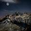 licht van de maan