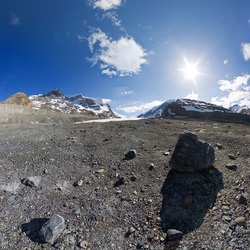 Athabasca Glacial Moraine