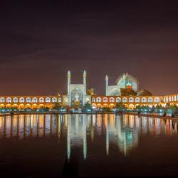Isfahan, Plein van de emam