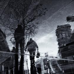 Monochrome reflecties