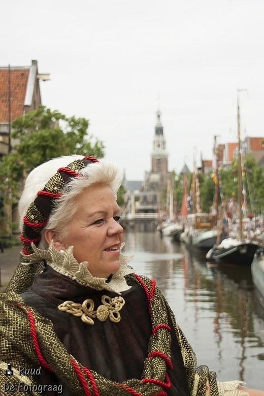 Edelvrouw in Kaeskoppenstad - Edelvrouw in Kaeskoppenstad Alkmaar