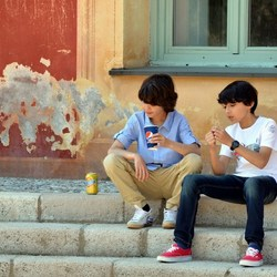 gewoon twee jongens