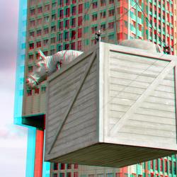Wereldhavendagen Rotterdam 2018 3D