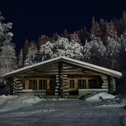 Vakantie Lapland Vakantiehuisje