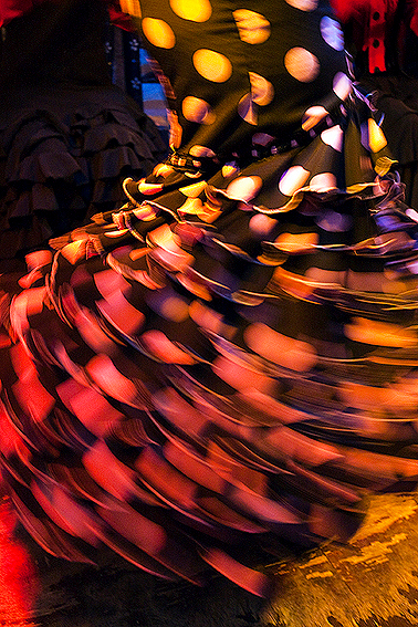 Flamenco  - flamenco dans