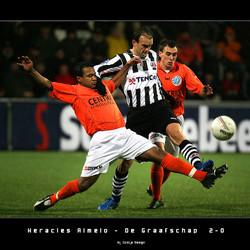 Heracles Almelo - De Graafschap 2-0