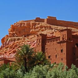 Bewerking: Aït Beanhaddou (Marokko)