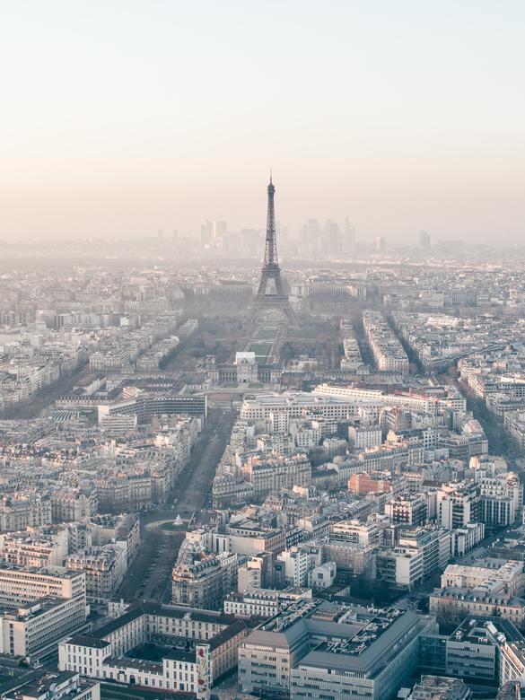 Parijs!  - 12 uur op fotomissie door Parijs!