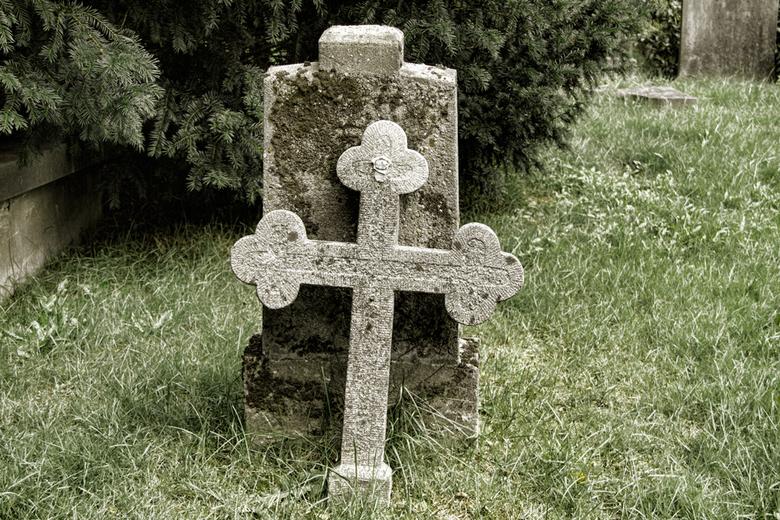 Gebroken - begraafplaats Voorburg
