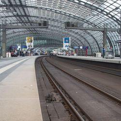 Treinstation Berlijn