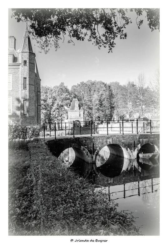 Slot Zuylen - Kasteel Zuylen...sprookjesachtig mooie omgeving