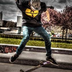 Skater @ de Griend Maastricht