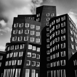 Düsseldorf Gehry buildings