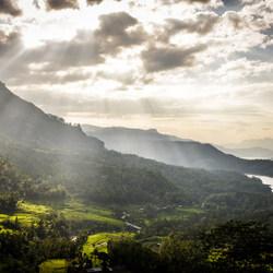 stralend Sri Lanka